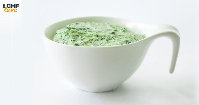 Recept: zeliščno maslo