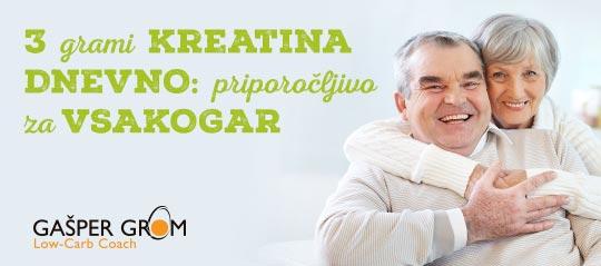 Kreatin in zdravje