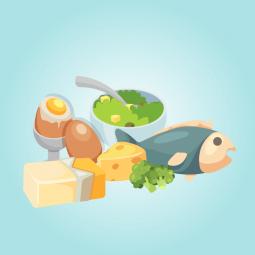 10 najpomembnejših LCHF-živil