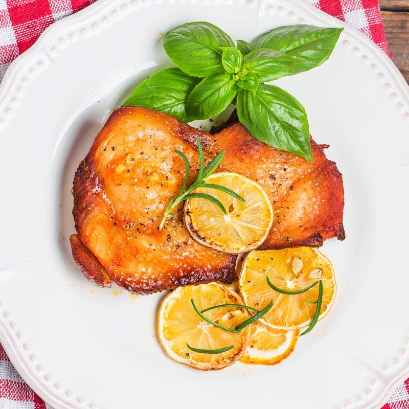 Limonin piščanec