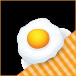 LCHF zajtrki
