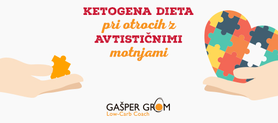 Ketogena dieta in avtizem