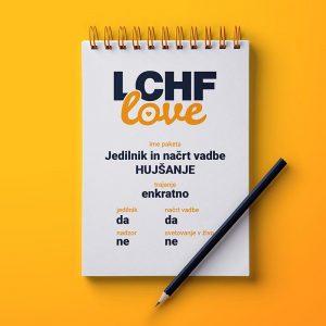 LCHF jedilnik in načrt vadbe HUJŠANJE