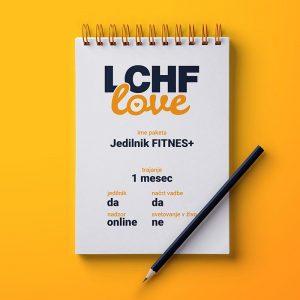 LCHF svetovanje jedilnik FITNES PLUS
