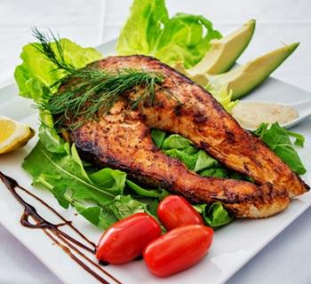 LCHF priporočena živila