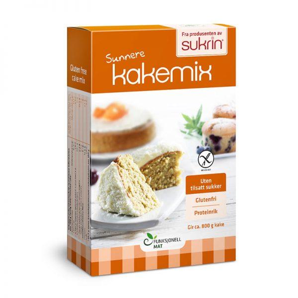 Sukrin Gluten Free Cake Mix