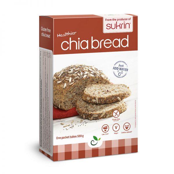Sukrin Chia Bread Mix