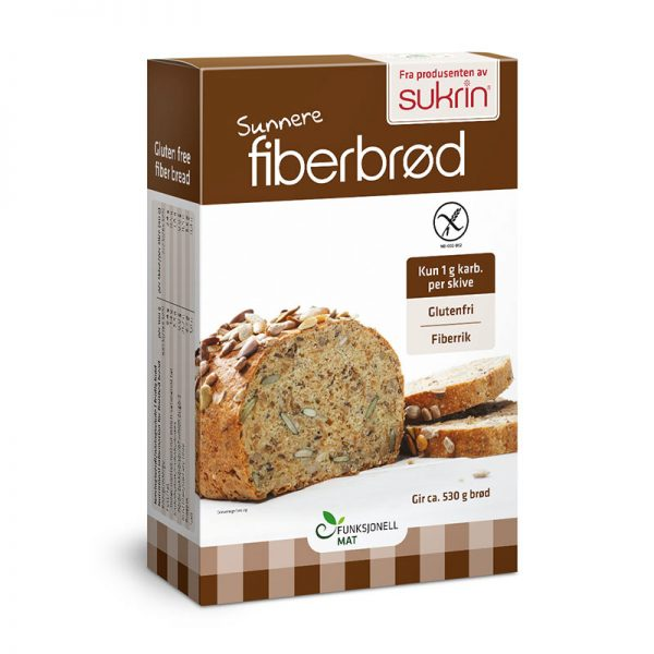 Sukrin Fiber Bread Mix