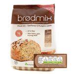 Sukrin Breadmix s semeni