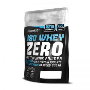 biotechusa Iso whey zero 500 g