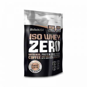 biotechusa Iso whey zero 500 g - caffee latte