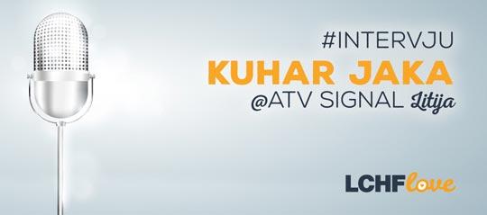 Intervju Kuhar Jaka ATV Signal