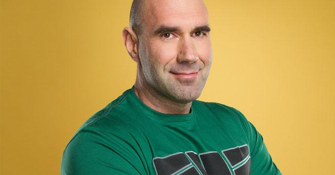 Gašper Grom, dietetik v drugi sezoni The Biggest Loser Slovenija