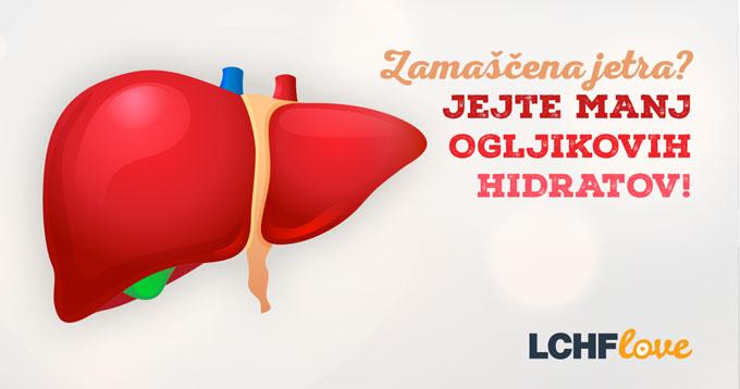 Zamaščena jetra