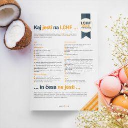 Brezplačen seznam: LCHF-živila thumbnail