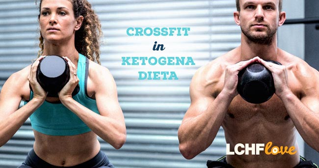 Crossfit in keto dieta