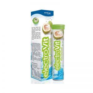 ElectroVit 20 šumečih tablet - Kokosova voda