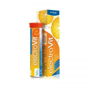 ElectroVit 20 šumečih tablet - Pomaranča