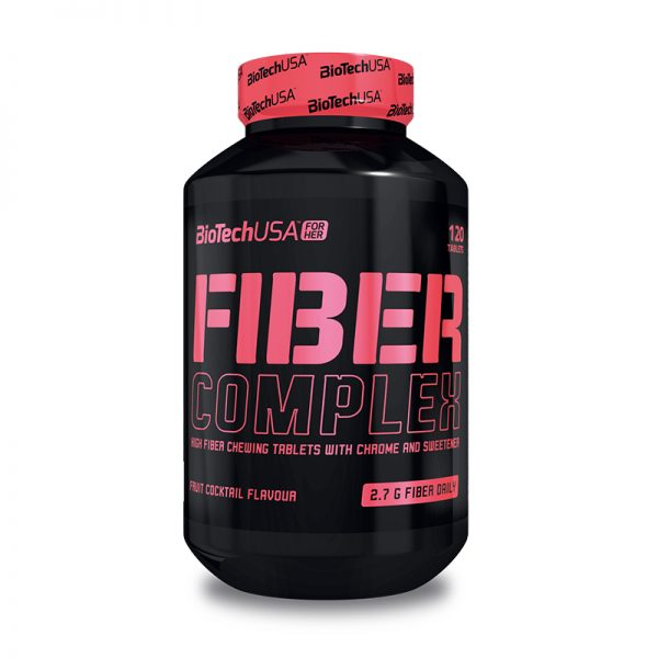 BioTechUSA For Her Fiber Complex 120 tablet