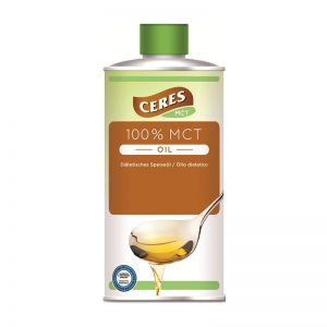 Ceres 100% MCT Olje 500 ml