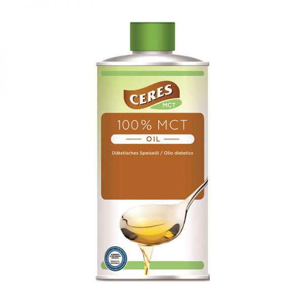 Ceres 100% MCT Olje 500 ml