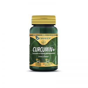 Eurosup CURCUMIN+ 45 kapsul