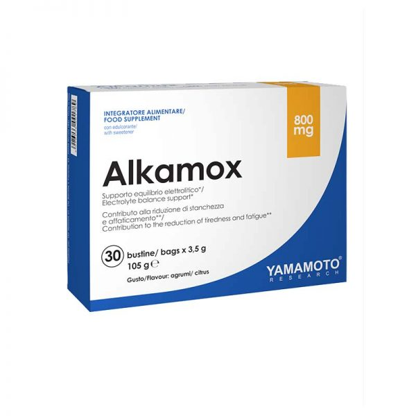 Yamamot Alkamox 30 tablet