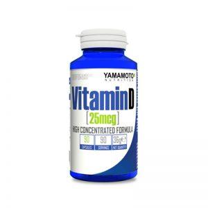 Vitamin D 25 mcg 90 kapsul