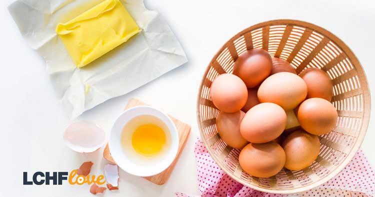 Egg fast, jajčni post, jajčna dieta
