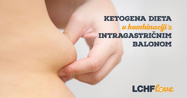 Bariatrični posegi in ketogena: deluje super!