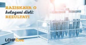 Ketogena dieta: raziskava FZV