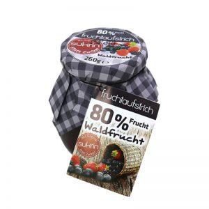 Sukrin marmelada - Gozdni sadeži