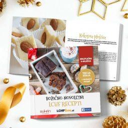 Brezplačna e-knjiga: Božično-novoletni LCHF-recepti