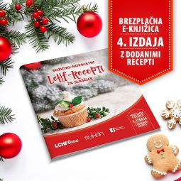 Božično-novoletni LCHF-recepti