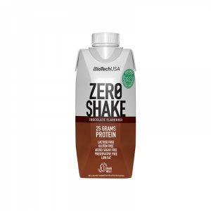 BioTechUSA Zero Shake 330 ml - čokolada