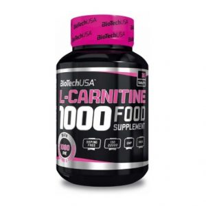BioTechUSA Carnitine 1000 30 tablet