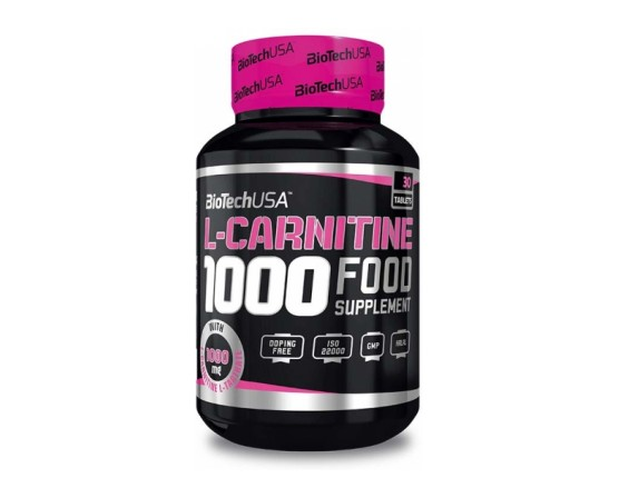 BioTechUSA Carnitine 1000 30 tablet