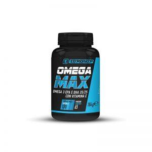 Eurosup Omega Max 130 kapsul