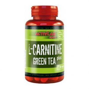 Activlab L-Carnitine + Green Tea 60 kapsul