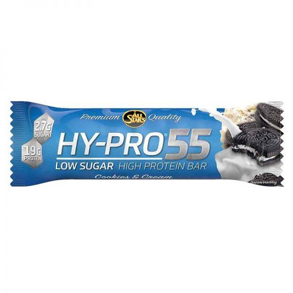 HyPro 55 bar, Allstar Nutrition, kremasti piškotek