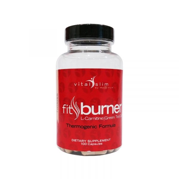 Fit Burner: 100 kapsul, Maxximum Nutrition