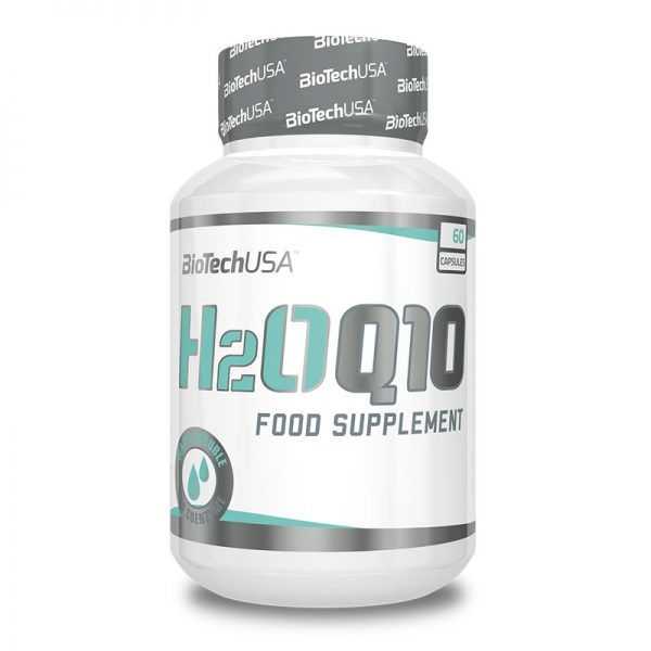 H2O Q10 60 kapsul, BioTechUSA