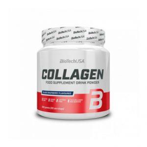 Collagen 300 g, napitek, BioTechUSA