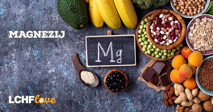 Magnezij v prehrani
