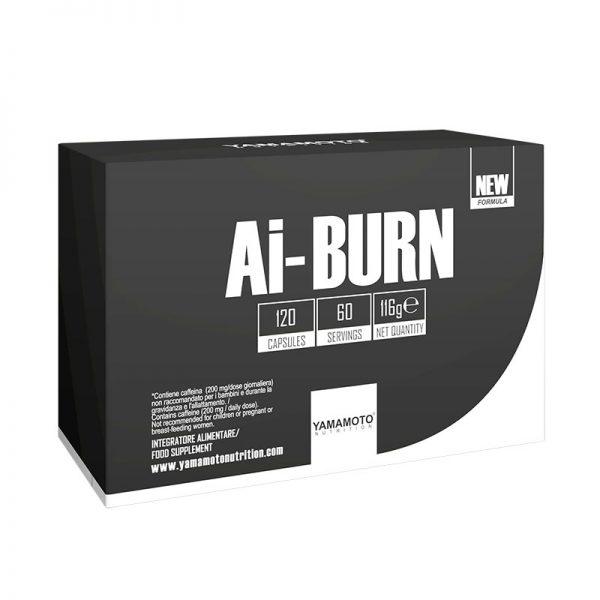 Ai Burn 120 kapsul, Yamamoto Nutrition