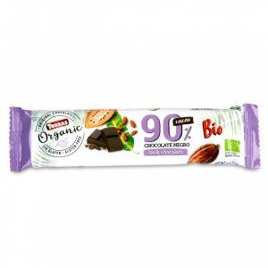 Bio temna čokolada (90% kavava) 25 g, Torras