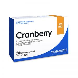 Cranberry 30 tablet, Yamamoto