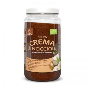 Lešnikova krema 100% 300 g, Smile Crunch
