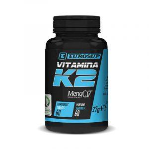 Vitamina K2 60 tablet, Eurosup