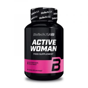 Active Woman 60 tablet, BioTechUSA For Her